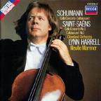 Saint-Saëns, Schumann: Cello Concertos / Harrell, Marriner