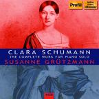 Clara Schumann: The Complete Works for Piano Solo