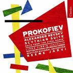 Prokofiev: Alexander Nevsky; Scythian Suite; The Steel Dance Suite
