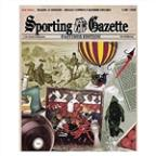 Sporting Gazette – Pastimes Edition