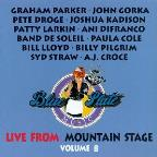 Live From Mountain Stage, Vol. 8