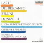 L'Arte del Belcanto - Bellini, Donizetti / Aliberti, et al