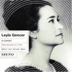 Leyla Gencer In Concert