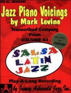 "Jazz Piano Voicings - Volume 64 ""Salsa Latin Jazz"""