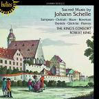 Sacred Music by Johann Schelle