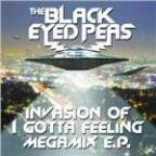 Invasion Of I Gotta Feeling - Megamix E.P.