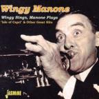"Wingy Sings, Manone Plays ""Isle Of Capri"" & Other Great Hits."