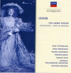 Lehar: The Merry Widow (Sung In English)