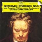 Beethoven: Symphony no 5 / Giulini, Los Angeles Philharmonic