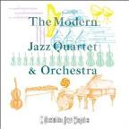Modern Jazz Quartet and Orchestra