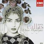 Maria Callas, Opera Highlights