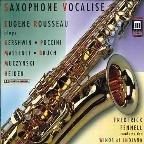 Saxophone Vocalise