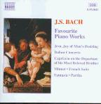 J. S. Bach: Favourite Piano Works