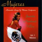 MUJERES Vol.1 Mexican Boleros and Ballads