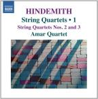 Hindemith: String Quartets, Vol. 1