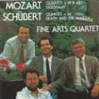 "Mozart: Quartet No. 19, K. 465 ""Dissonant"" & Schubert: Quartet No. 14, D. 810 ""Death And The Maiden"""