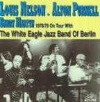 With the White Eagle Jazz Band of Berlin