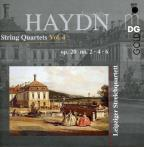 Haydn: String Quartets, Vol. 4