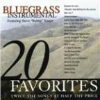 20 Bluegrass Instrumental Favorites