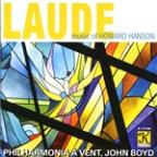 Laude: Music of Howard Hanson