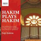 Hakim plays Hakim: The Stahlhuth-Jann Organ St. Martin's Church, Dudelange