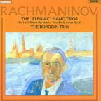 "Rachmaninov: The ""Elegiac"" Piano Trios"