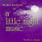 Stephen Sondheim's A Little Night Music.