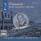 Monteverdi: The Sacred Music, Vol. 2