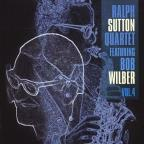 Ralph Sutton Quartet Featuring Bob Wilber, Vol. 4