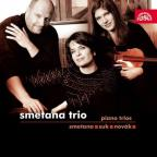 Smetana, Suk, Nov&#225;k: Piano Trios