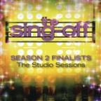 Sing-Off, Season 2 Finalists: The Studio Sessions