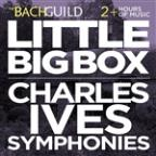 Little Big Box :: Charles Ives: The 4 Symphonies