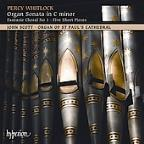 Percy Whitlock: Organ Sonata in C minor