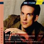 Brahms and His Contemporaries, Vol. 3