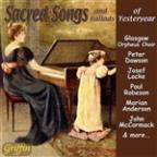 Sacred Songs and Ballads of Yesteryear