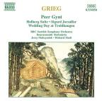 Grieg: Peer Gynt; Holberg Suite; Sigurd Jorsalfar; Wedding Day at Troldhaugen