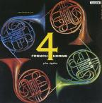 Four French Horns Plus Rhythm