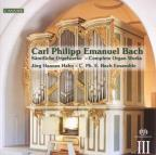 Bach, C.P.E.: Organ Music (Complete), Vol. 3