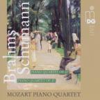 Brahms, Schumann: Piano Quartets