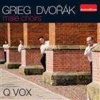 Grieg & Dvorak: Male Choirs