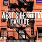 Bernstein: West Side Story, etc / Zinman, Baltimore SO