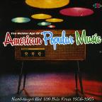 Golden Age of American Popular Music, Vol. 1