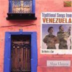 Traditional Songs from Venezuela: De Norte a Sur