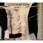 Haptein: Duo With Richard Bonnet