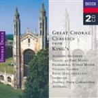 Great Choral Classics from King's Choir of King's College, Cambridge