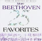 25 More Beethoven Favorites