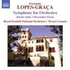 Fernando Lopes-Graca: Symphony for Orchestra; Rustic Suite; December Poem