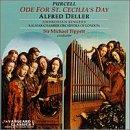 Purcell: Ode for St Cecilia's Day / Deller, Tippet, et al
