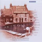 British Light Overtures, Vol. 3