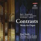Contrasts Works For Organ